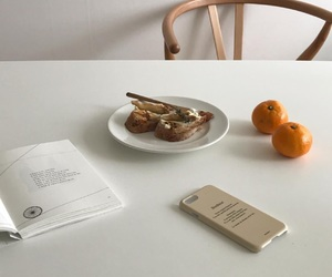 aesthetic, beige, and food image