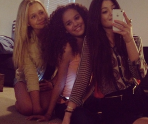 girls, madison pettis, and kylie jenner image