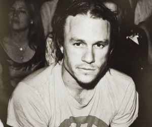 heath ledger, actor, and ledger image