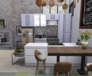 the sims 4, sims 4, and simspiration image