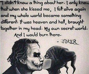 joker, love, and harley quinn image