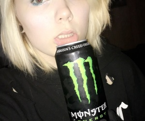 blonde, bored, and emo image