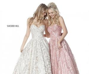 fashion, Prom, and prom dresses image