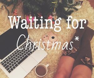 camera, christmas, and girl image