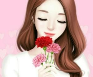 Enakei, illustration, and korean image