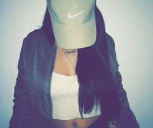 nike, fashion, and girl image
