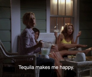 tequila, alcohol, and Desperate Housewives image