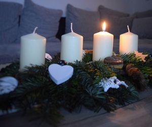 advent, beautiful, and christmas image