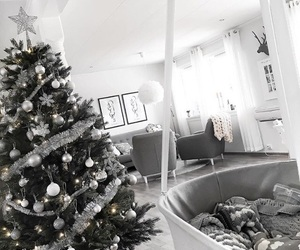 christmas, december, and decoration image
