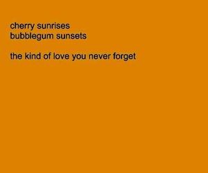 love, quotes, and bubblegum image