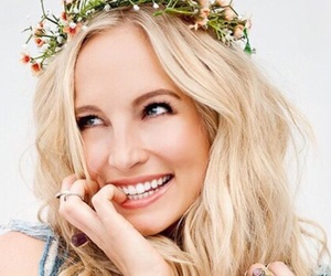 girls, candice accola, and the vampire diaries image