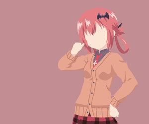 anime, anime girl, and gabriel image