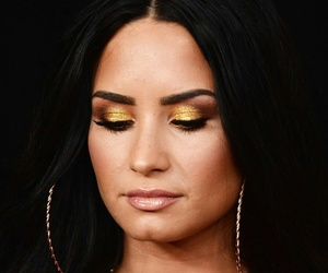 demi lovato, beauty, and hair image