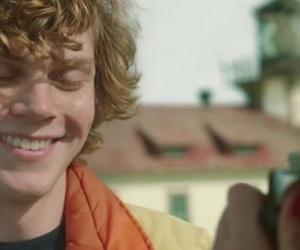 evan peters, boy, and ahs image