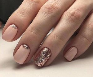 beauty, fashion, and manicure image