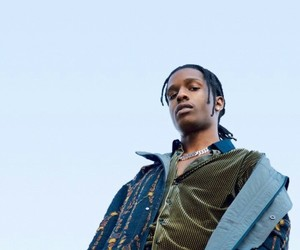 locks, asap rocky, and wallpaper image