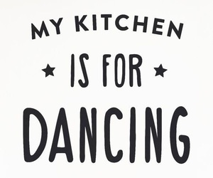 dancing and quote image