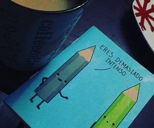 coffee, design, and libreta image