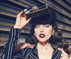editorial, Emily Didonato, and model image