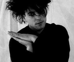 goth, robert smith, and gothic rock image