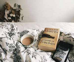 cozy, moment, and game of thrones image