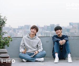 wanna one, daniel, and seongwu image
