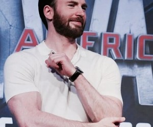chris evans, perfection, and perfect man image