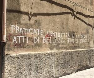 amore, frasi, and muri image