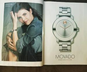 ad, elegant, and watch image