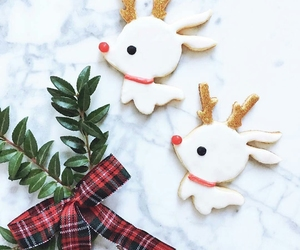 holiday and reindeer image