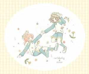 anime, shindou takuto, and kirino ranmaru image