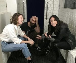 chloe bennet and aos image