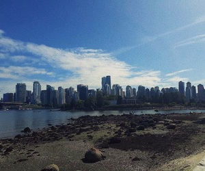canada, vancity, and vancouver image