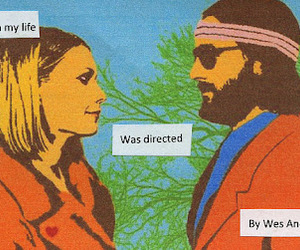 gwyneth paltrow, luke wilson, and wes anderson image