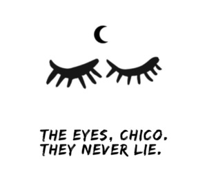 quote, wallpaper, and the eyes chico image