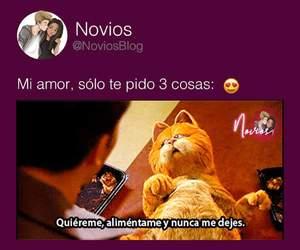 amor, couple, and te amo image