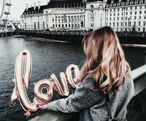 girl, love, and style image