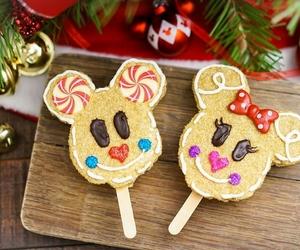 christmas, disney, and merry christmas image
