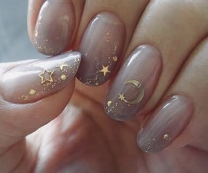 nails, stars, and art image