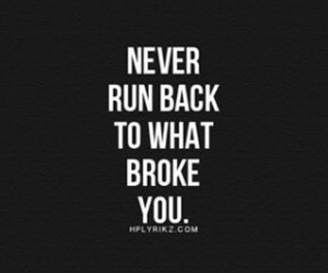 quotes, broke, and never image