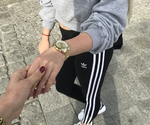 adidas, friends, and indestrcbitch image