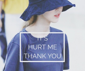 blue, girl, and hurt image