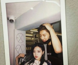 exo, kpop, and rose image