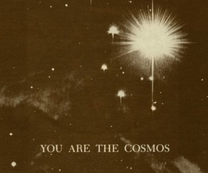 cosmos, stars, and universe image