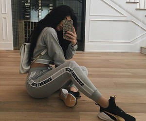 kylie jenner, outfit, and kylie image