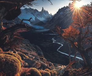 argentina, landscape, and nature image
