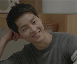 song joong ki and descendants of the sun image