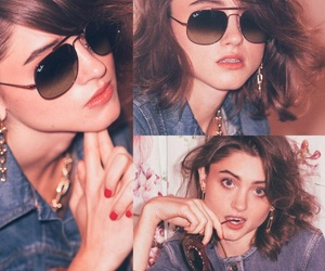 stranger things and natalia dyer image
