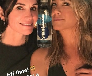 campaign, Courteney Cox, and shirt image