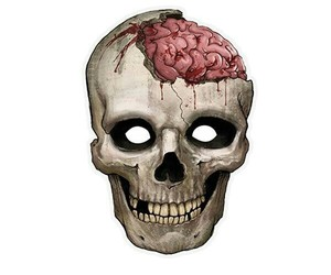 black, brain, and brains image